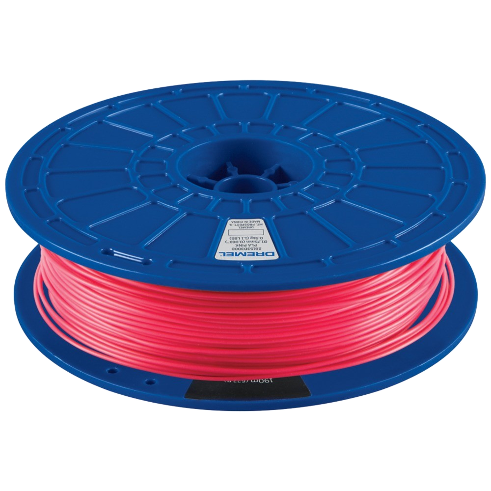 Dremel 1.75Mm Dia Pla Filament 3D Idea Builder Printer *pick Your Color* Pink Tools