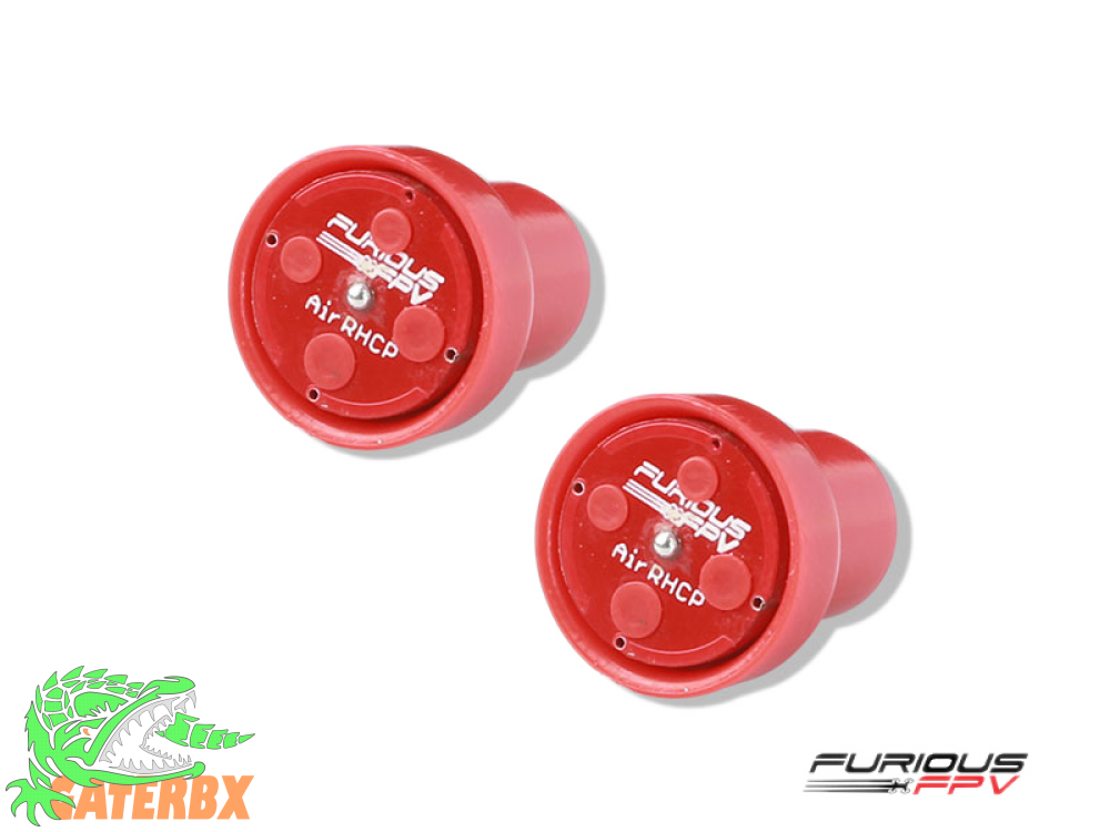 Furious Fpv - Stubby Air Sma 5.8Ghz Antenna (2Pcs) Rhcp