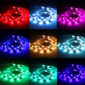 Led Usb Rgb Led Light Strip For Scooters And Drone Racing Gates Lights 6 Ft Long