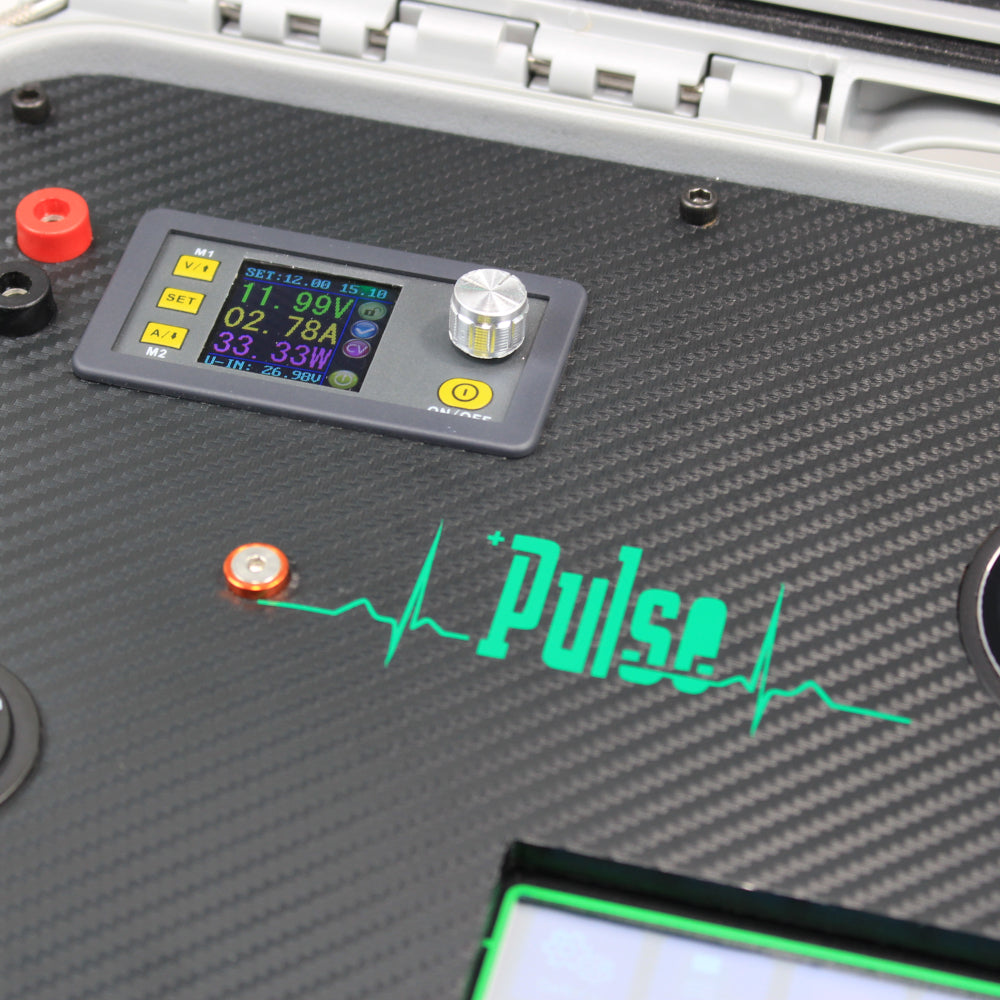 Pulse charger case