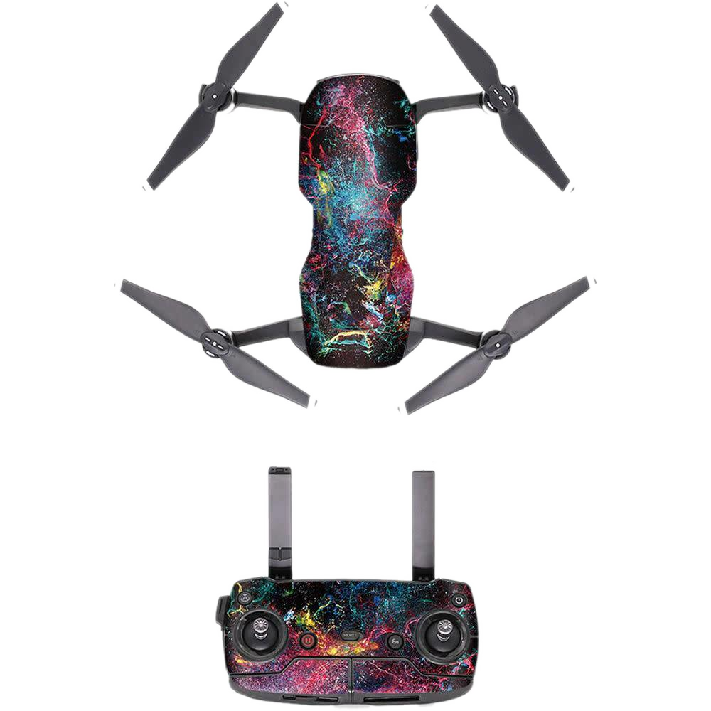 PGYTECH Skins for DJI Mavic Air Drone - Choose your skin color