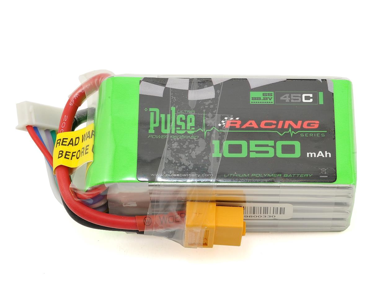 Pulse 1050 Mah 6S 22.2V 100C - Fpv Racing Series Lipo Battery Battery