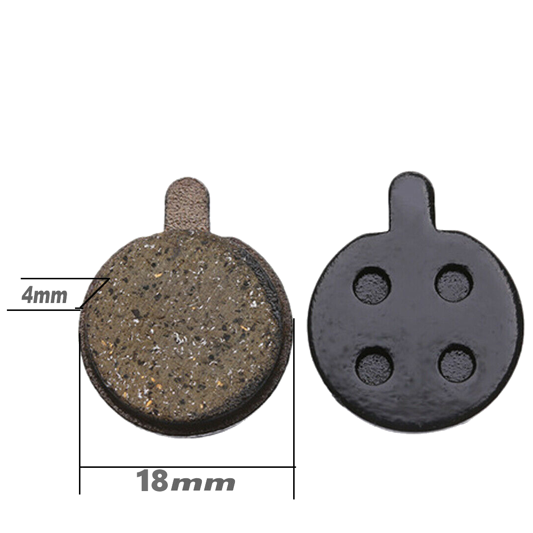 Electric Scooter Disc Brake Pads 18mm x 4mm