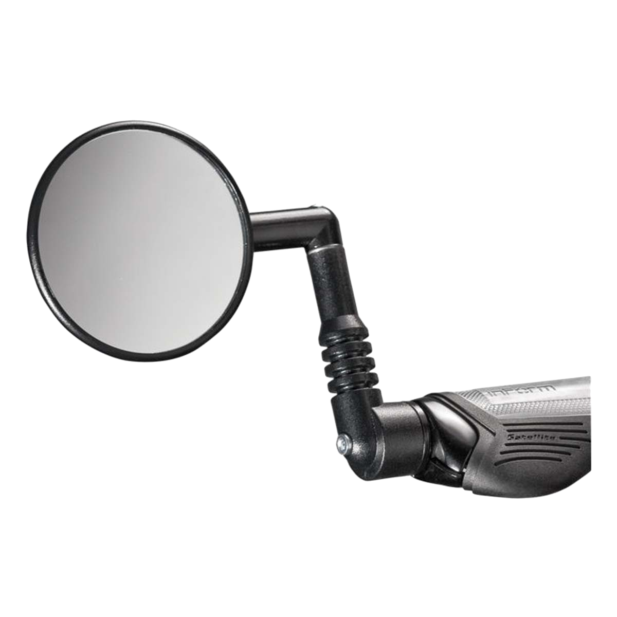 Mirror Mirrycle Scooter Bar End Mirror Black