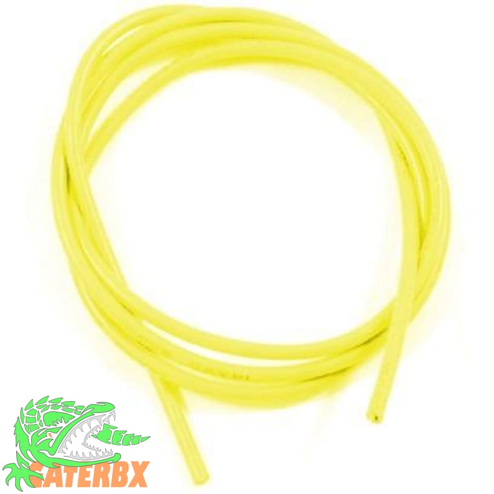 Yellow Silicon Wire 1Ft Hardware