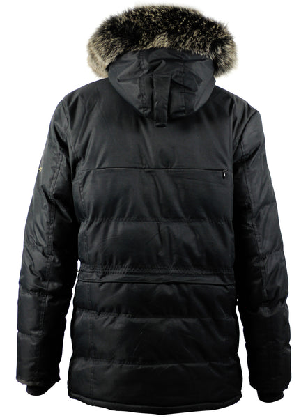 Signature Parka Jacket