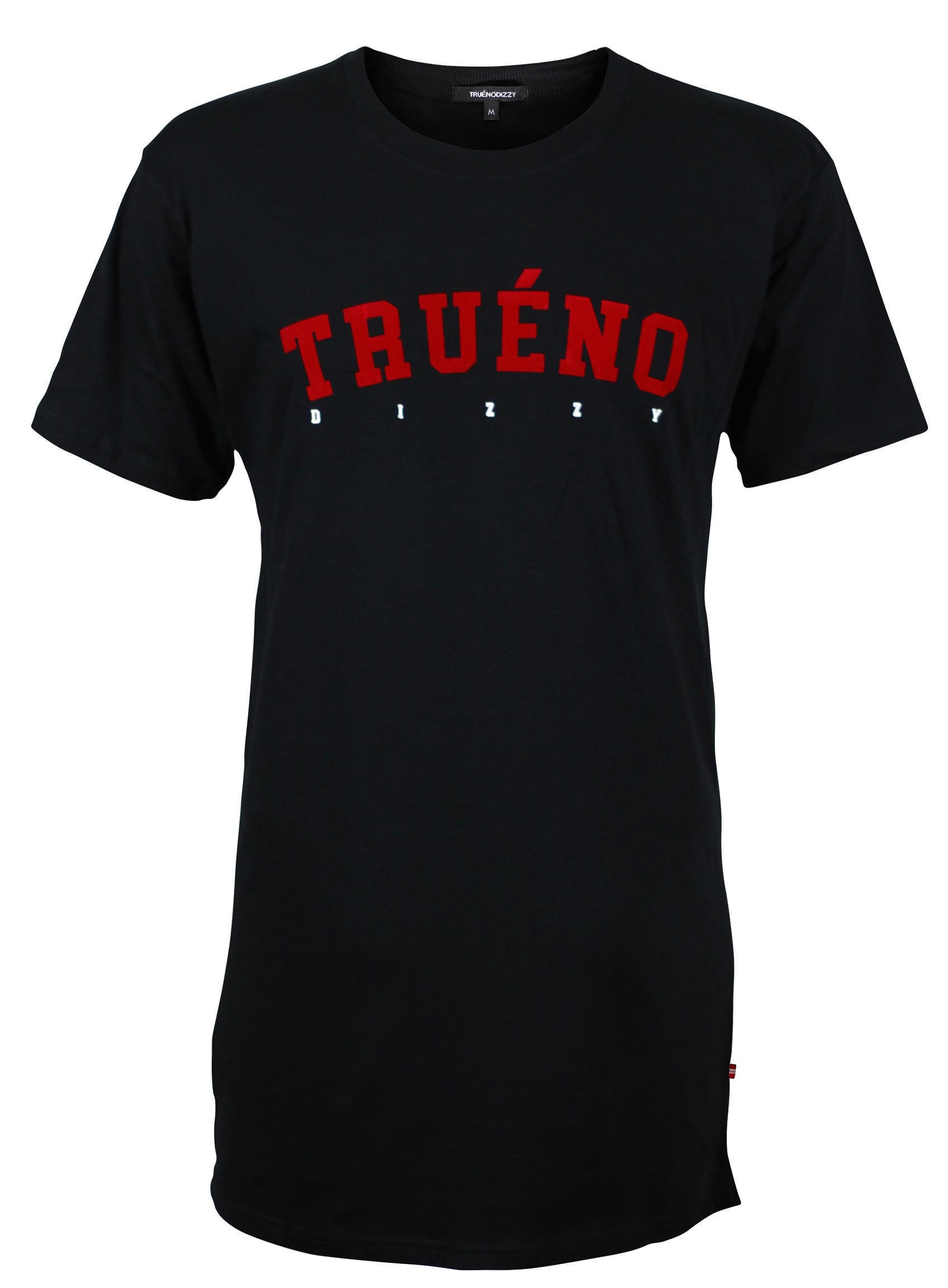 Long Body Truéno Flag T-Shirt
