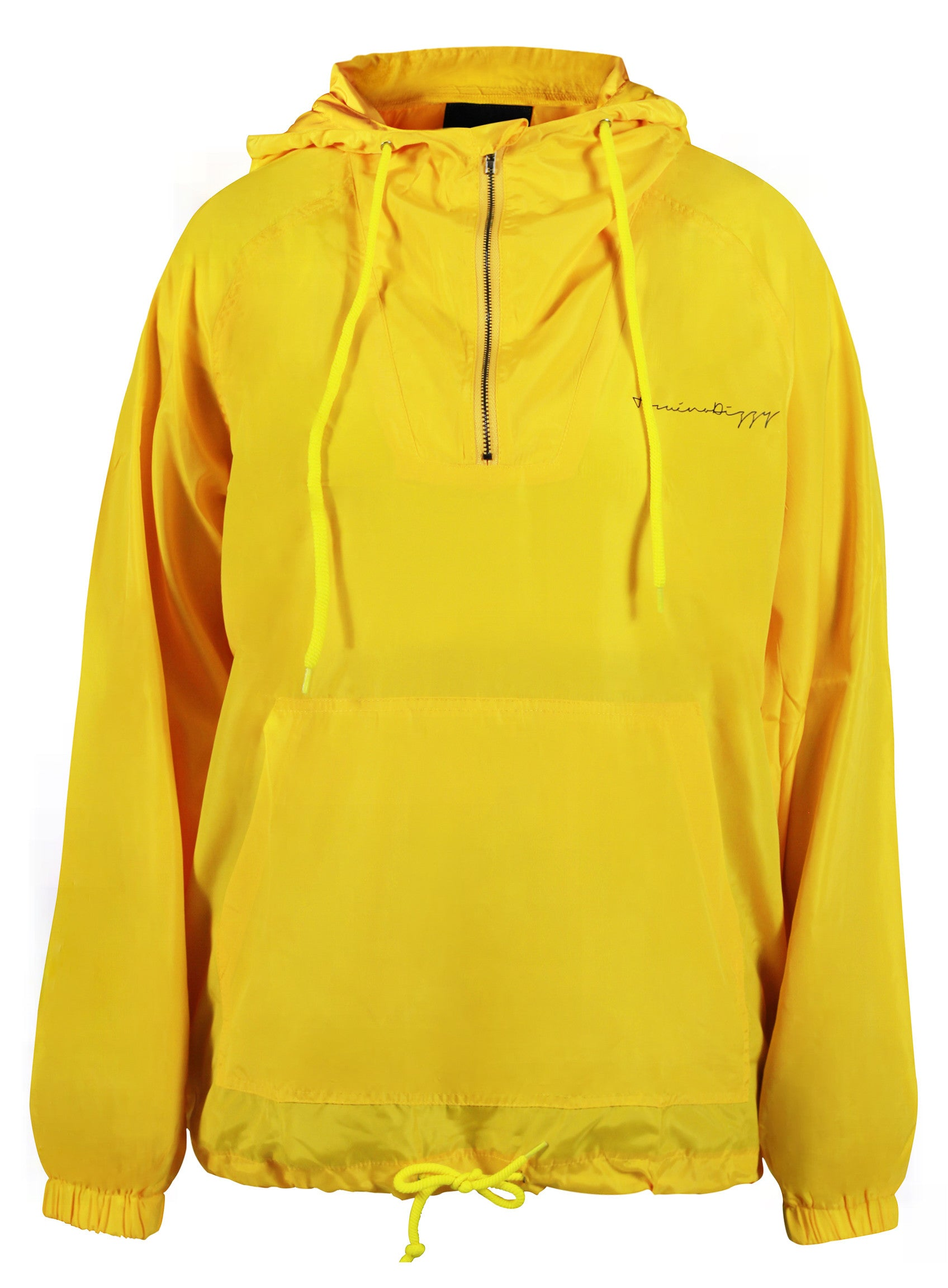 Signature Half-Zip Jacket