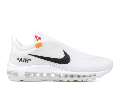 "THE TEN: NIKE AIR MAX 97 OG ""OFF WHITE"""