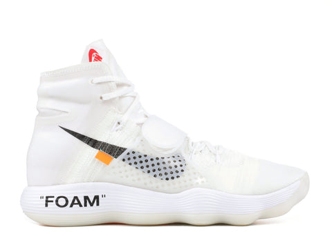 "THE TEN: NIKE AIR HYPERDUNK FLYKNIT ""OFF-WHITE"""