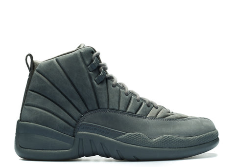 "AIR JORDAN 12 RETRO ""PSNY"" Gray"