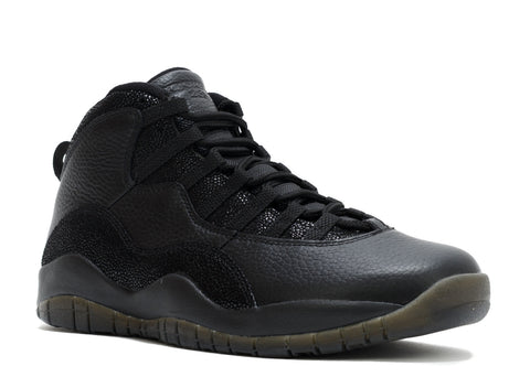 "AIR JORDAN 10 X DRAKE ""OVO"" Black"