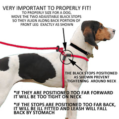 HarnessLead Integrated Harness/Leash