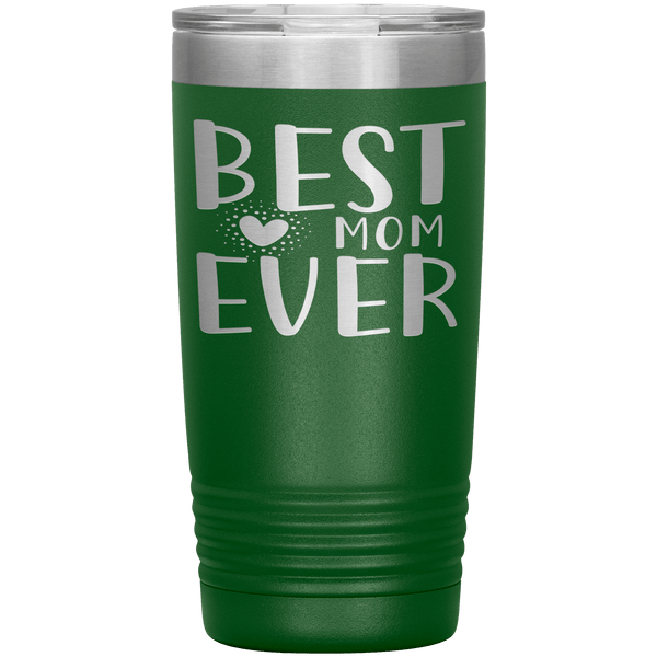 """Best Mom Ever""Tumbler. Personalize Your Nickname Mimi, Gigi, Grandma or Write Your Nick Name Below."