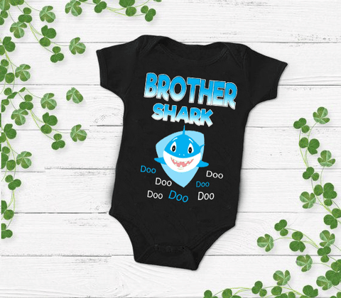 """BROTHER SHARK DOO DOO..."" NEW DESIGN SPECIAL FOR TODAY"