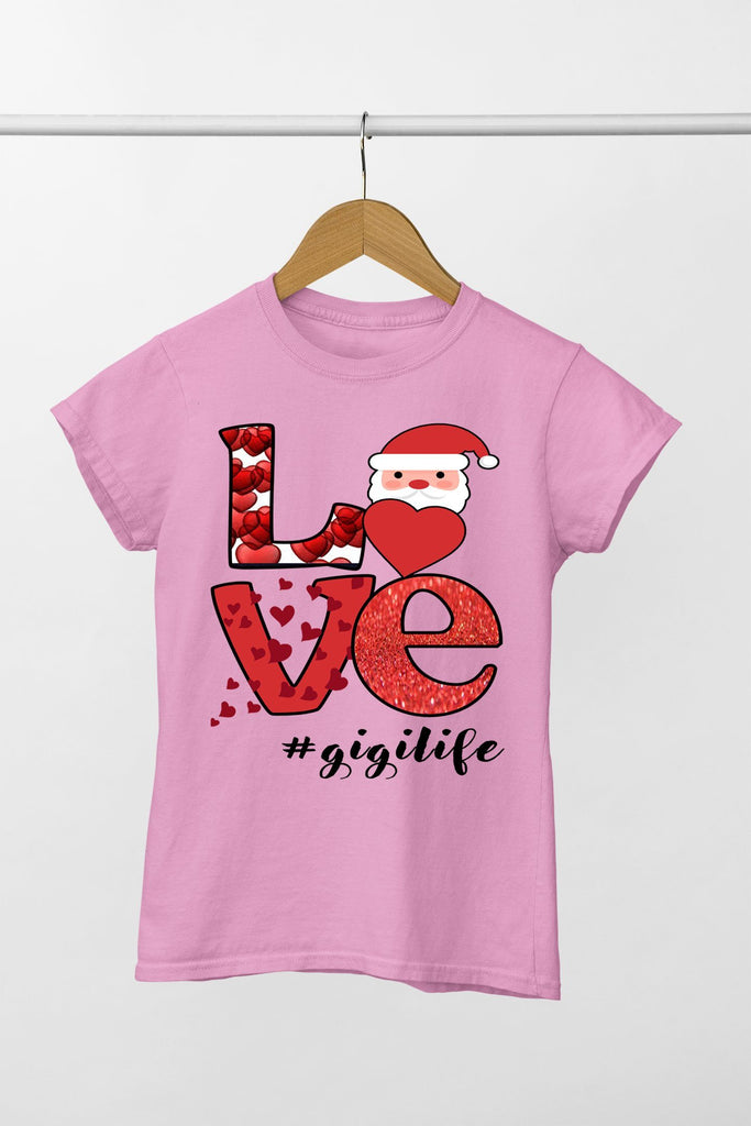 """Love Gigi Life"", T-Shirt."