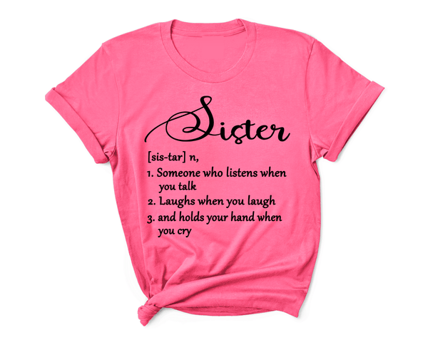 """SISTER(SIS-TAR"")"" How many you got?"