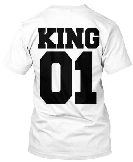 Couple Tee - ROYAL TAGS NUMBERING T-SHIRTS FOR FAMILY, ON SUMMER SALE @50% OFF