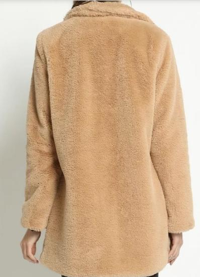 DRESS - FAUX FUR COAT FOR WOMEN (Exclusive On Store) Flash Sale