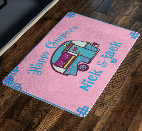 Campers Life Customizable Doormats Exclusive ( Best price Deal)