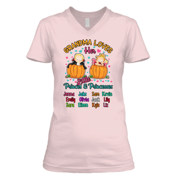 Grandma - Grandma's Princes And Princesses (70% Off Today). Most NaNa Order 2