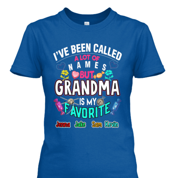 "Grandma - ""I've Been Called...""( 70% Off Today)"