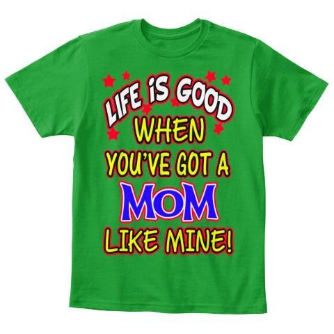 "Grandma - ""Life Is Good"" KIDS T-SHIRT (75% OFF Today) Perfect Gift For Your Kids This Christmas"