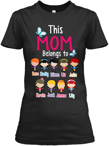 Grandma - Mom Belongs To (70% OFF)