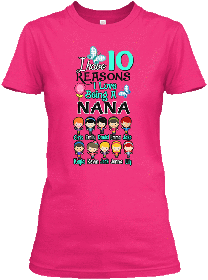 Grandma - Reasons I Love Being Nana With Kids Images (70% OFF Today Only). Most Nana Buy 2-3 Sweatshirt