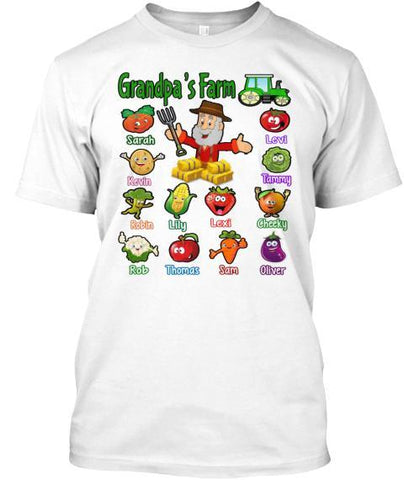 Grandpa - Grandpa Farm New Year Special (Most Grandpa Buy 2 Or More) Inspire Your Grandkids