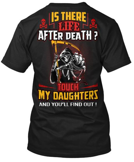 61d96c7d4146 Is There Life After Death- Custom Tee( Flash Sale).Custom Tee n More ...
