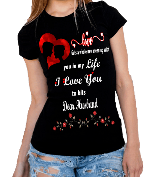 """Love Gets A Whole New Meaning With You In My Life...""(Flat Shipping) 50% off Today"