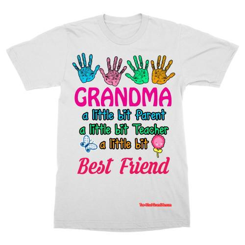 Grandma, A Little Bit Best Friend (70% Off Today)