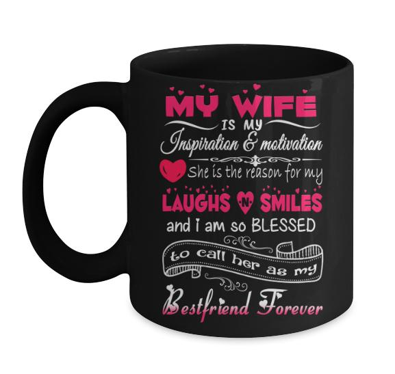 "Mug - Couple Goals My Partner Is My Inspiration Mugs ""New In Store"" 50% Off"