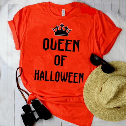 """QUEEN OF HALLOWEEN"" Flat Shipping.(HALLOWEEN SPECIAL) (50% Off)"