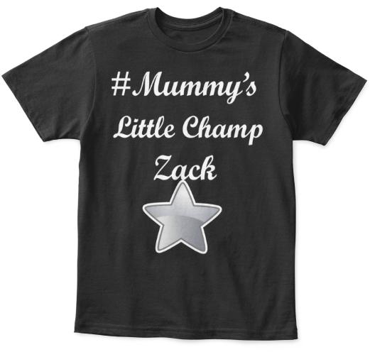 T-shirt - MUMMY'S LITTLE GIRL/CHAMP KIDS T-SHIRT/ONESIE. (TODAY ON SALE @ SPECIAL LIVE DISCOUNT)
