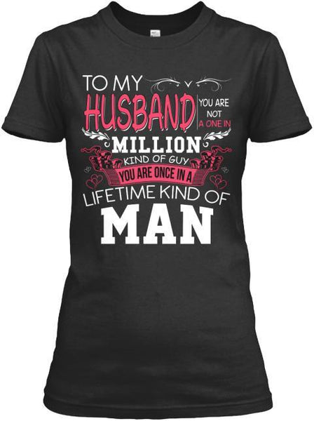 T-shirt - One In A Million Tee For You And Your Partner (70% Off For Today).