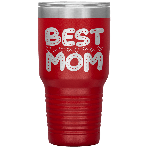 """Best Mom""Tumbler. Personalize Your Nickname Mimi, Gigi, Grandma or Write Your Nick Name Below."