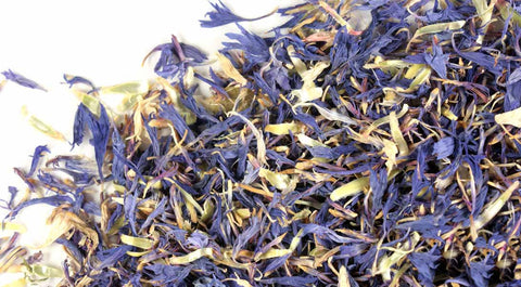 Blue Cornflower - Dried - All Natural!