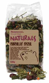 Rosewood Chinchillas Special Herbal / Salad Mix