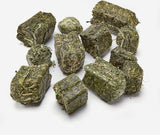 Timothy Hay Cubes - All Natural! 100% Timothy! No additives or fillers!