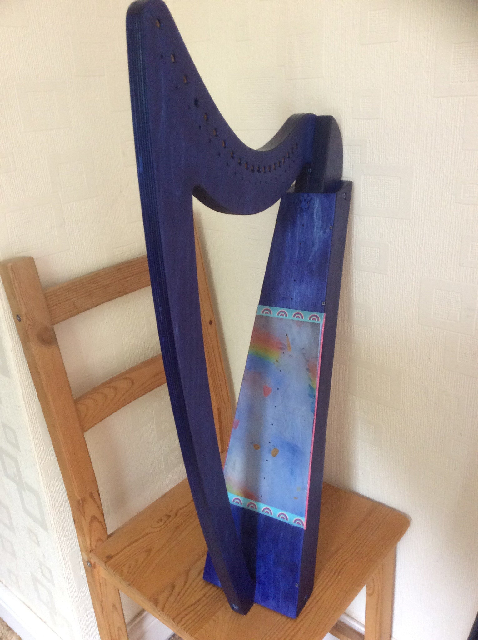 Customised harps !!