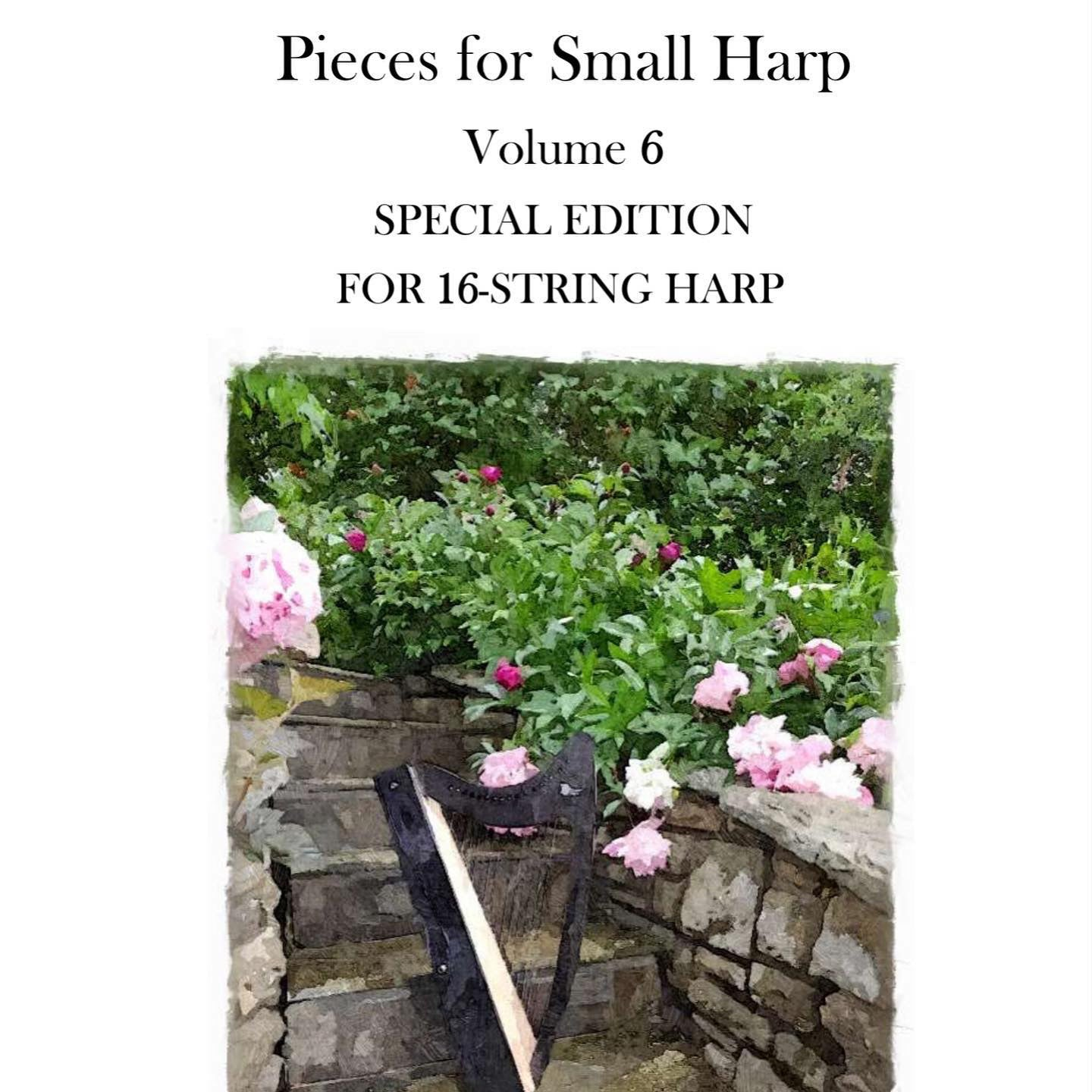 Pieces for Small Harp vol 6 for the Discovery 16 - Kristine Warmhold