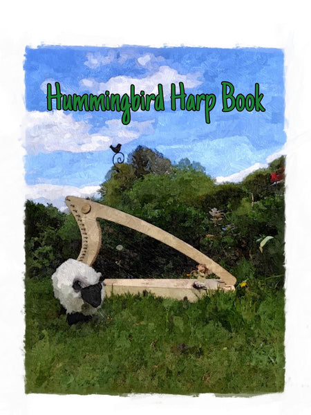 Hummingbird Harp Book - an Adventurer 20 book for children by Kristine Warmhold