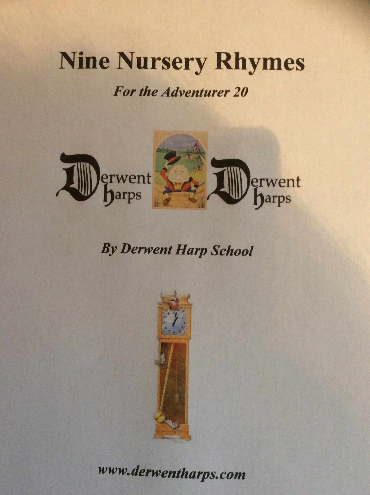Nine Nursery Rhymes for the Adventurer 20