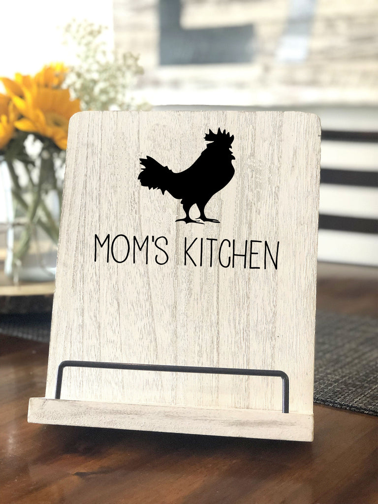 Moms Kitchen Cookbook Stand