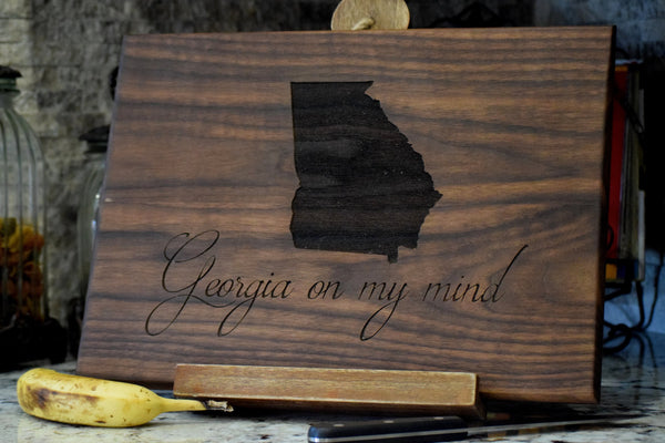 State Designed Cutting Board