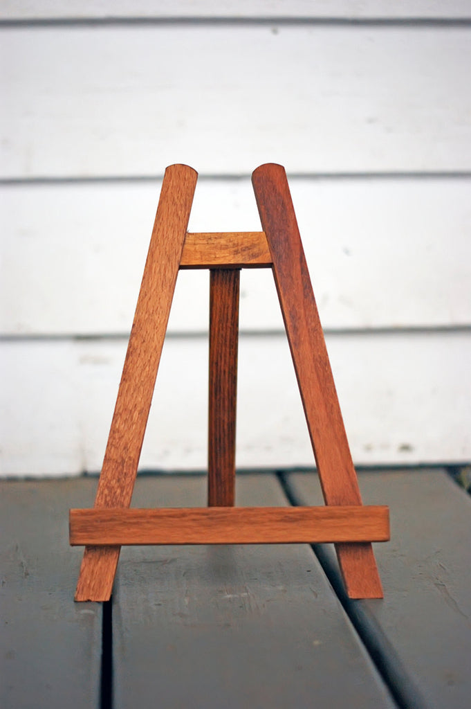 small table top easel - Table Top Easel