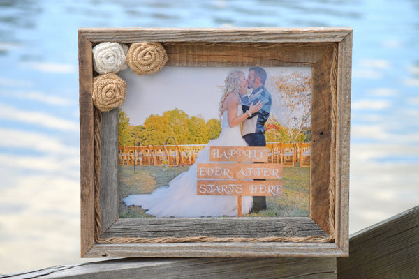 Barnyard Wooden Picture Frame