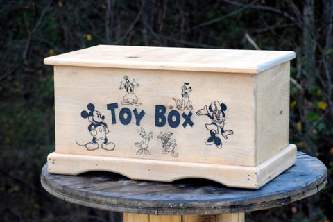 23x13x13 Disney Toy Chest